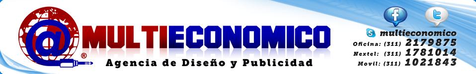 Multieconomico Agencia de Diseño y Publicidad - Agencia de Diseño Web, Diseño Grafico, Publicidad e Imagen Corporativa en Tepic, Nayarit