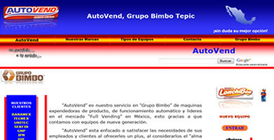 AutoVend Tepic, Grupo Bimbo