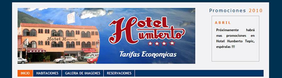 Hotel Humberto Tepic