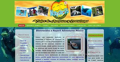 Nayarit Adventures México