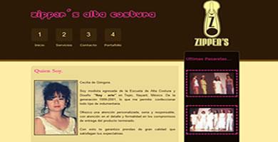 Zippers Alta Costura, Tepic