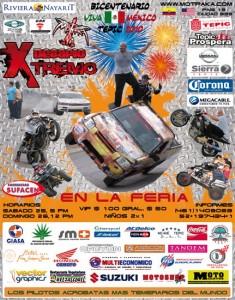 Motpaka, Desafio Extremo Bicentenario Tepic 2010