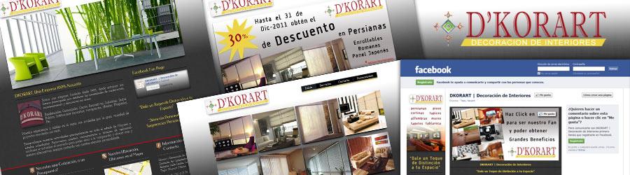 Dkorart   Decoración de Interiores